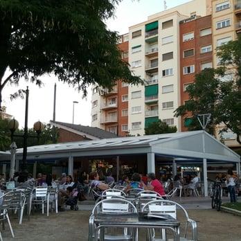 Caribe Park Terraza Bocatas Parque Pignatelli Zaragoza