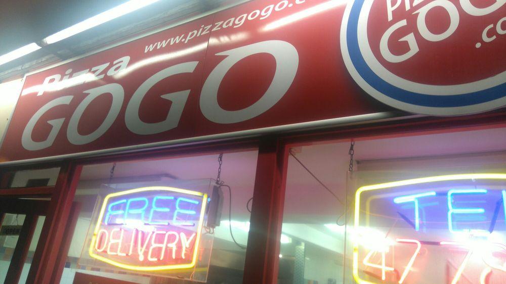 Pizza Gogo Pizza 122 Chalkwell Road Sittingbourne Kent