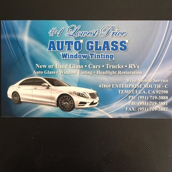 1 Lowest Price Auto Glass And Tinting 252 Photos 331 Reviews