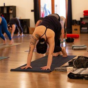 Om Yoga on Yelp