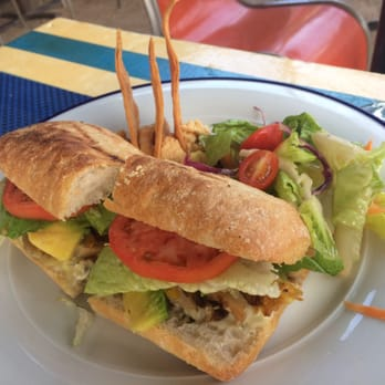 The Conch Sandwich This Sea Snail Was A Change In Pace From The