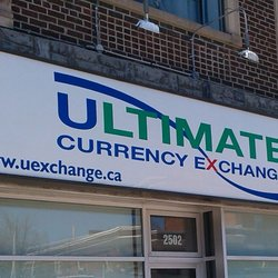 Ultimate Currency Exchange