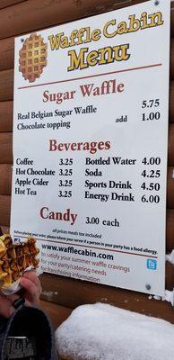 Waffle Cabin 19 Photos 36 Reviews Specialty Food 4763 Killington Rd Killington Vt United States Phone Number
