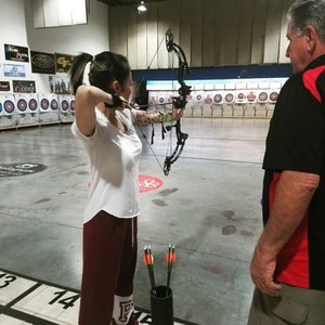 IMPACT ARCHERY - 320 Photos & 258 Reviews - Archery - 6323 Dean Martin Dr, Las Vegas, NV - Phone Number