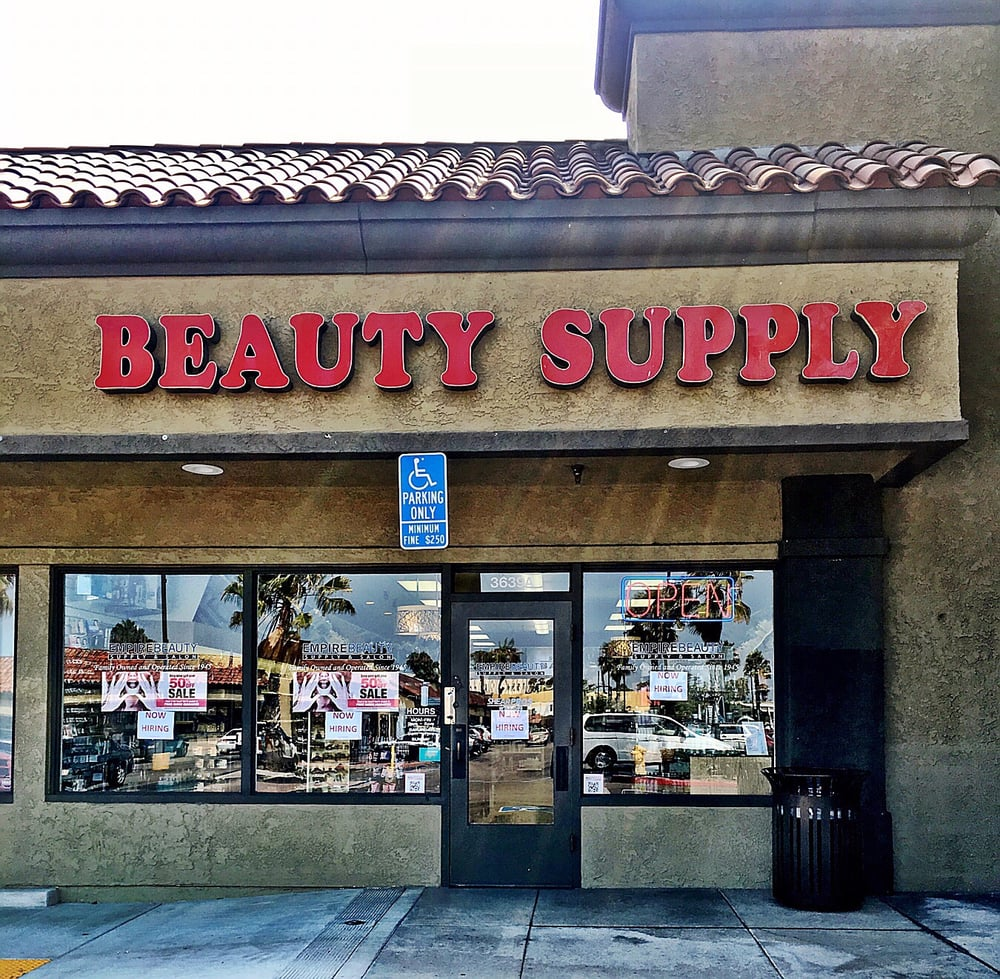 empire beauty supply near me