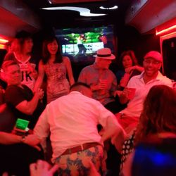 Photo Of Oahu Party Bus