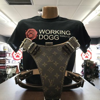 Louis Vuitton Custom Harness! - Yelp