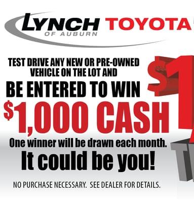 Lynch Toyota Auburn >> Lynch Toyota Auburn 170 W Creek Pkwy Auburn Al Auto