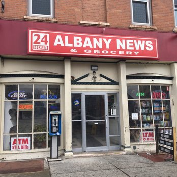 24 Hours Albany News Grocery