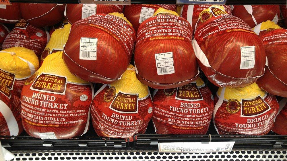 Pre Brined Turkeys Yelp