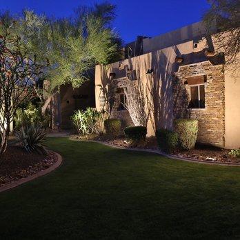 Desert Landscape Lighting 45 Photos