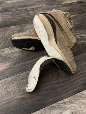 Emmanuel Shoe Repair 7606 Beverly Blvd