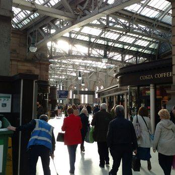 Glasgow Central Station 155 Photos 79 Reviews Train