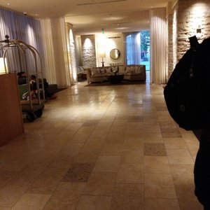 Photo of Hotel Vitale - San Francisco, CA, United States. Lobby! Oooh!