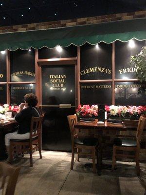 Italian Restaurant 1900 Tamiami Trl Ste