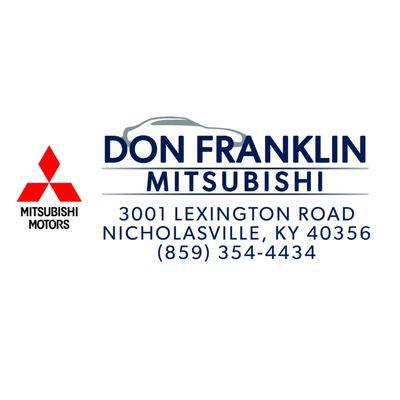 Don Franklin Mitsubishi >> Don Franklin Mitsubishi 3001 Lexington Rd Nicholasville Ky