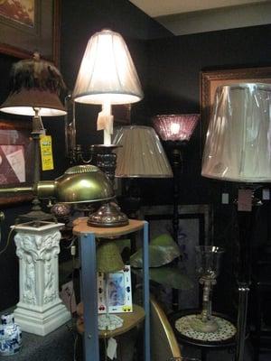 Dave Smith The Lamp Maker 7432 Wornall Rd Kansas City Mo