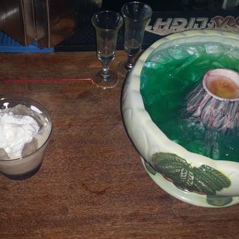 The Blue Hawaiian Scorpion Bowl Blow Job Shots And A Blow Job