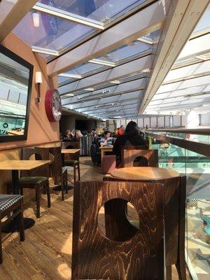 Costa Coffee Coffee Tea Shops 3 Waverley Bridge Old