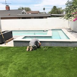 Photo of Future Vision Remodeling - San Jose, CA, United States. Turf installation