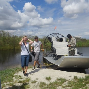 Best Airboat Rides South Florida Everglades Hovercraft Tour