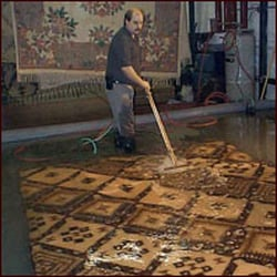 Heirloom Oriental Rug Cleaning - Carpet
