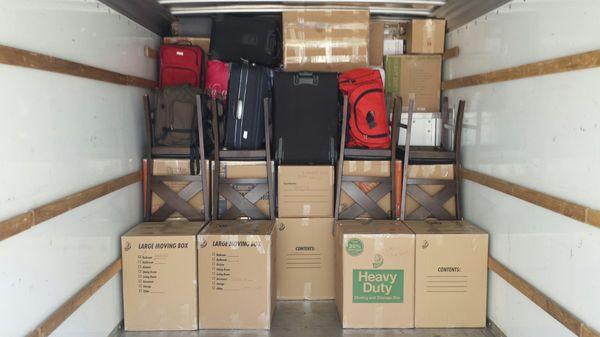 Move Clean Organize