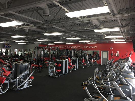 Snap Fitness 1381 W Bristol Rd Flint Mi Exercise Programs Mapquest