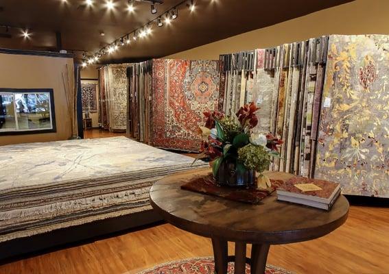 Serapi Rug Gallery 111 N Santa Cruz Ave