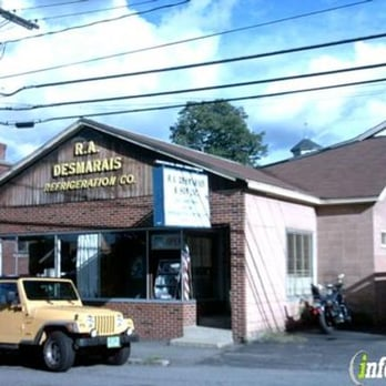 R A Desmarais Son Heating Air Conditioning Hvac 7 West St Concord Nh Phone Number Services Yelp