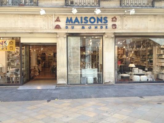 Maisons du Monde - Décoration d\'intérieur - 148 Rue Sainte ...