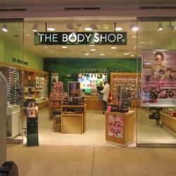 the body shop globen
