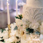 Photo of Shelby Lynns Cake Shoppe - Springdale, AR, United States. Wedding cake details