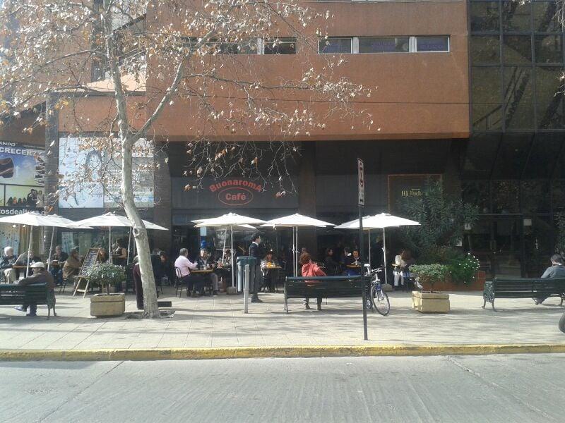 Café Buonorama Cafes Luis Thayer Ojeda 14 Providencia