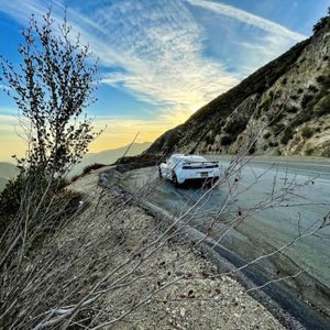 Photo of Angeles Crest Highway - La Canada, CA, United States. Camaros and canyons equal happiness