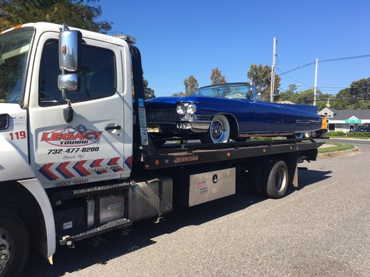 Legacy Towing 1695 Route 88 Brick Nj Towing Mapquest