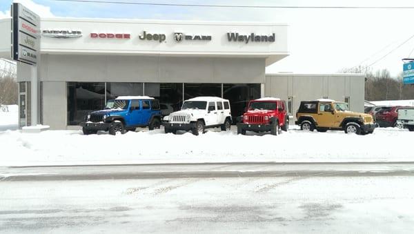 k m wayland chrysler dodge jeep ram 3611 n main st wayland mi auto dealers mapquest k m wayland chrysler dodge jeep ram