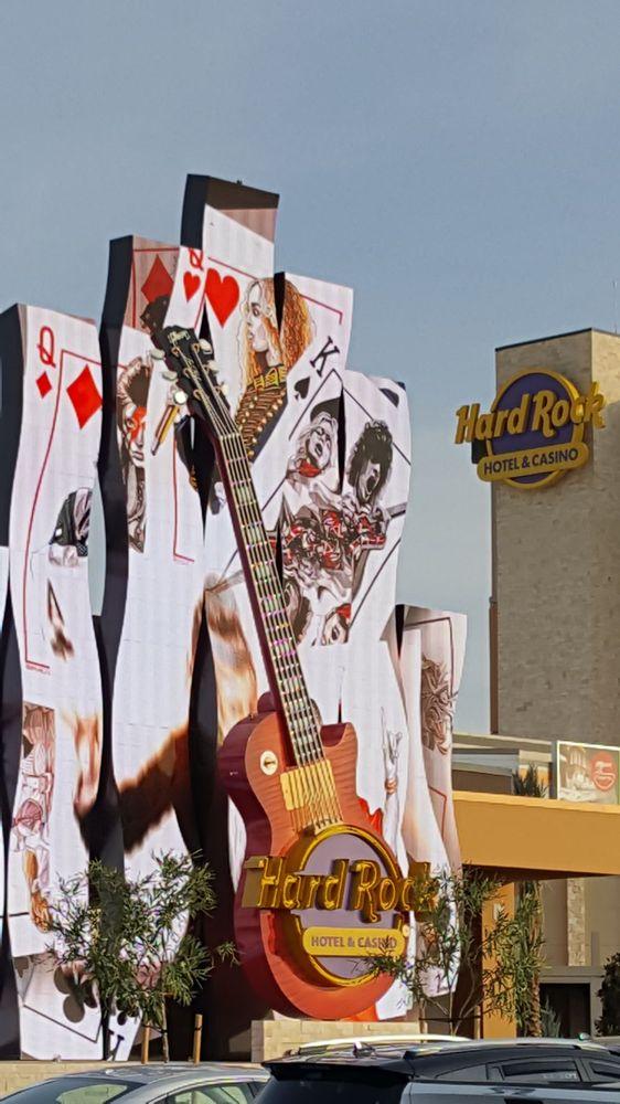 hard rock casino wheatland opening