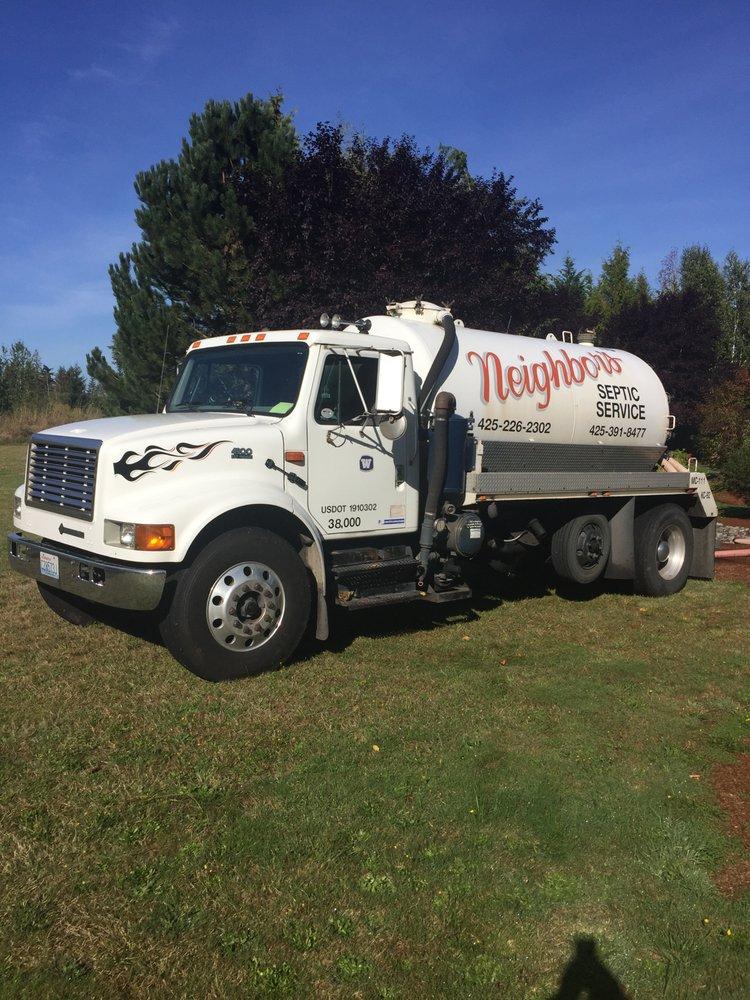 Neighbor's Septic Service - Septic Services - Renton, WA ...