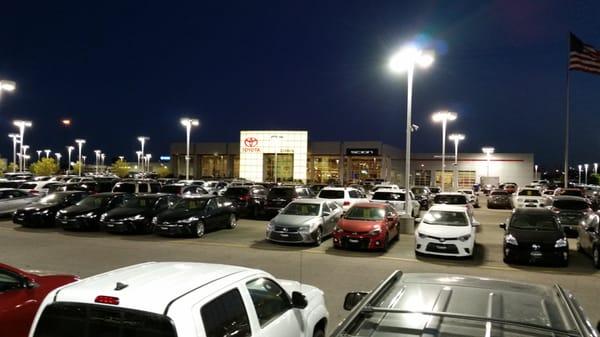 Corwin Toyota Fargo >> Corwin Toyota 222 40th St S Fargo Nd Auto Dealers Mapquest