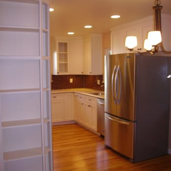 Cherry Kitchen Cabinets, Tile Flooring, Granite Countertops ...