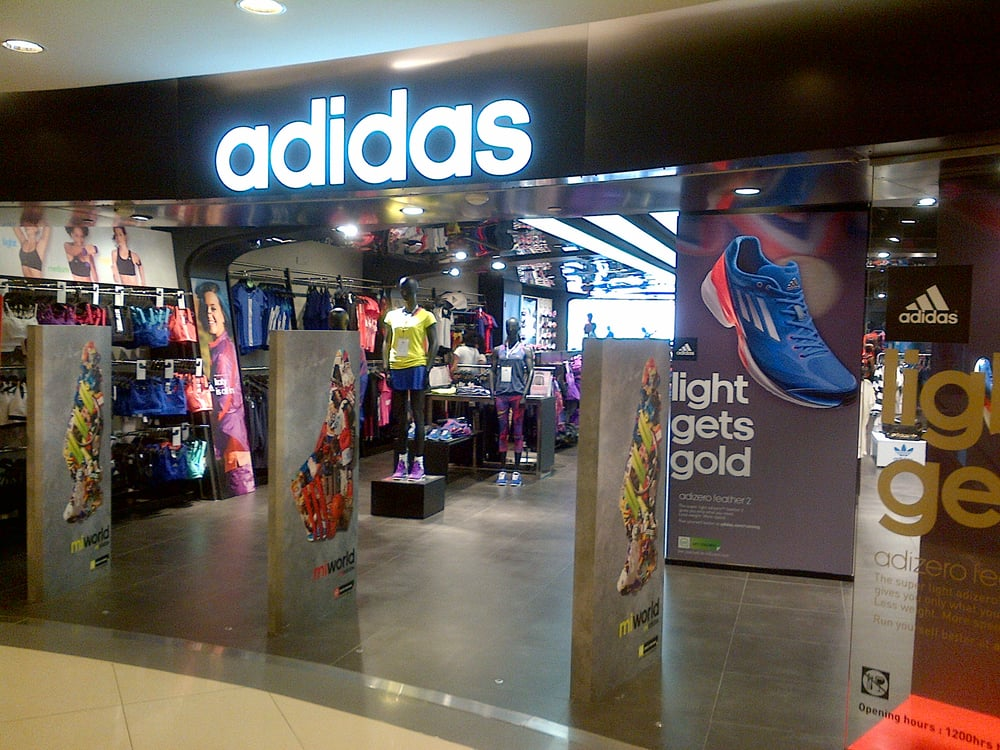 Adidas - Shoe Stores - 2 Handy Rd