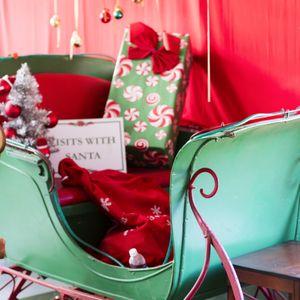 Santas Tree Farm and Village - Updated