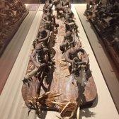 Photo of Bowers Museum - Santa Ana, CA, United States. Bowers Museum, Spirits & Headhunters room (6/9/17)