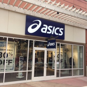 asics store tanger outlets
