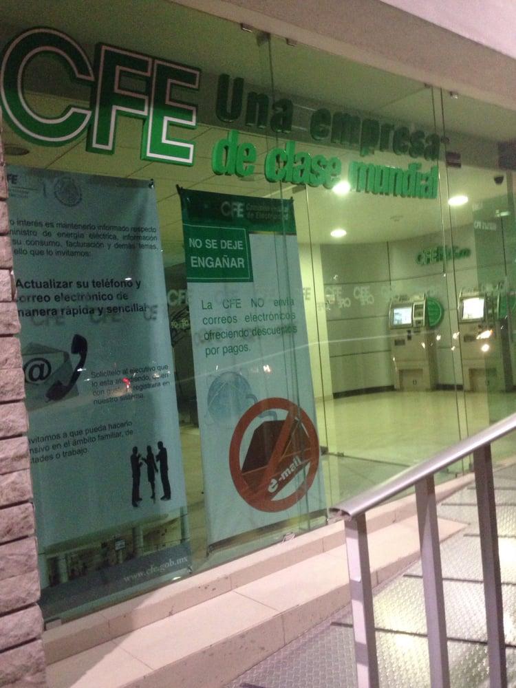 Cfe Servicios Públicos Av Homero 246 Polanco México