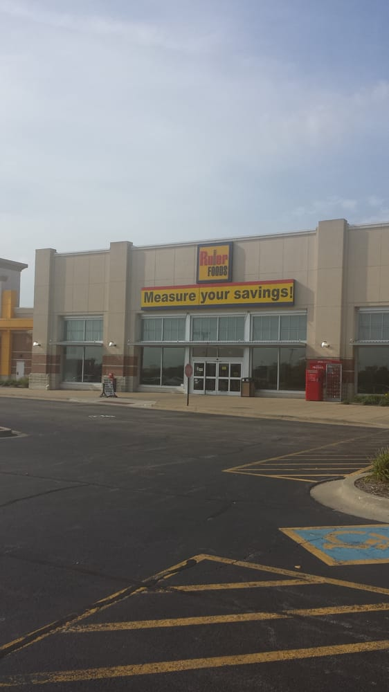 Ruler Foods 10 Reviews Grocery 716 W Town Center Blvd Champaign Il Phone Number Yelp