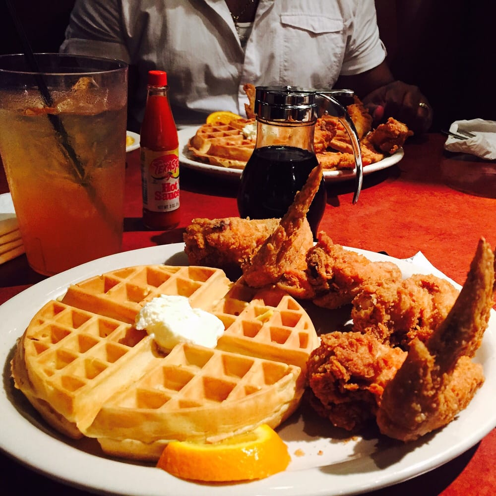 Gladys Knight's Signature Chicken & Waffles - CLOSED - 2019