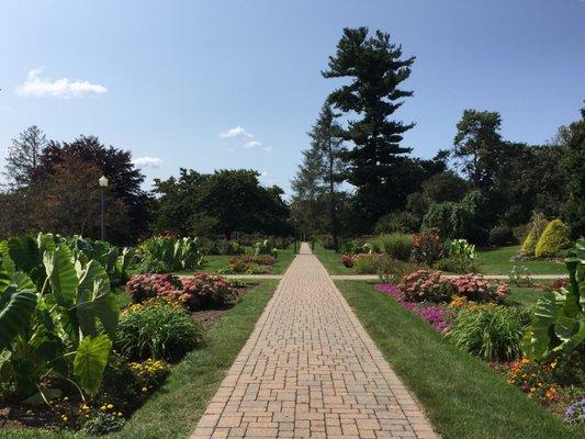 Allentown Rose Gardens 3000 Parkway Blvd Allentown Pa Parks Mapquest