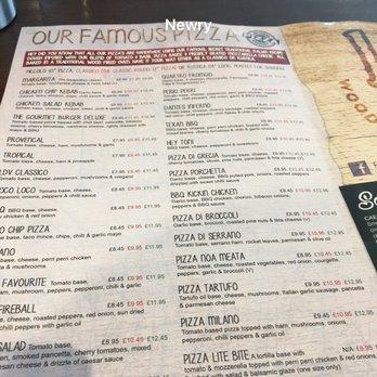La Dolce Vita Pizza 2 Ohagan Street Newry Restaurant